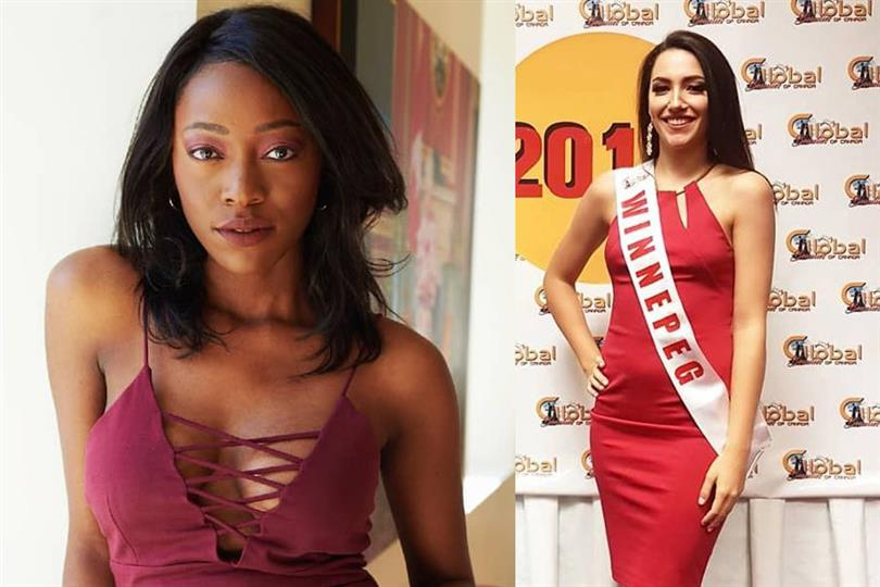 Grace Diamani replaces Veronica Rodriguez as the new Miss Grand Canada 2018