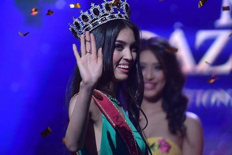 Madina Batyk Pavlodar crowned Miss Kazakhstan 2019