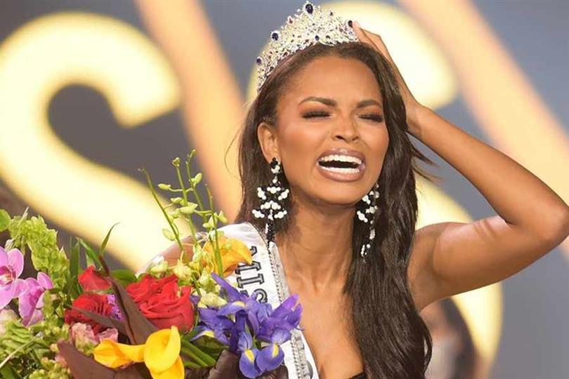 Asya Danielle Branch Miss USA 2020