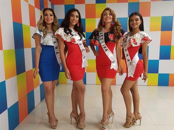 Miss Mundo Nicaragua 2019 Meet the Top 16 Finalists