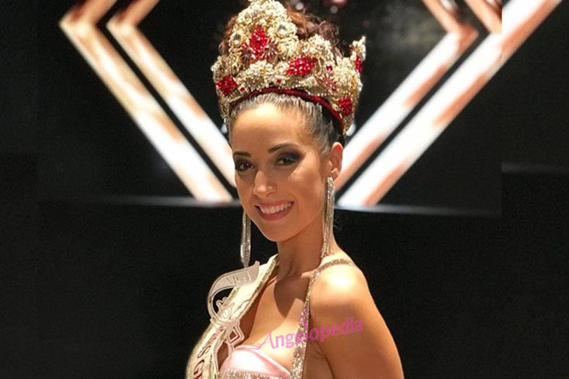 Mariola Partida Angulo crowned Miss Grand Spain 2018