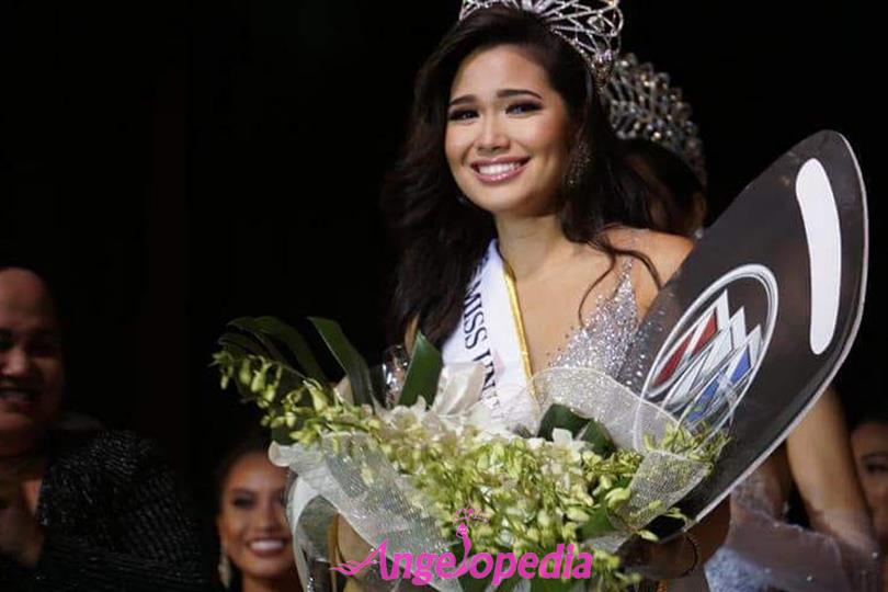 Athena Eva McNinch crowned Miss Universe Guam 2018