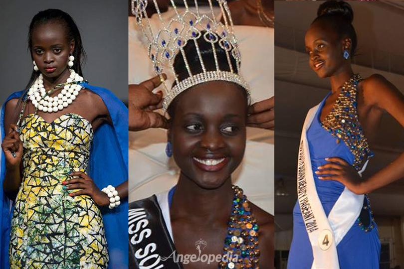 AN INTERVIEW WITH SIWA ANYAU: MISS SOUTH SUDAN-UGANDA 2014-2015 ...