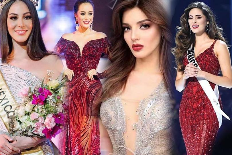Andrea Toscano Miss International Mexico 2019