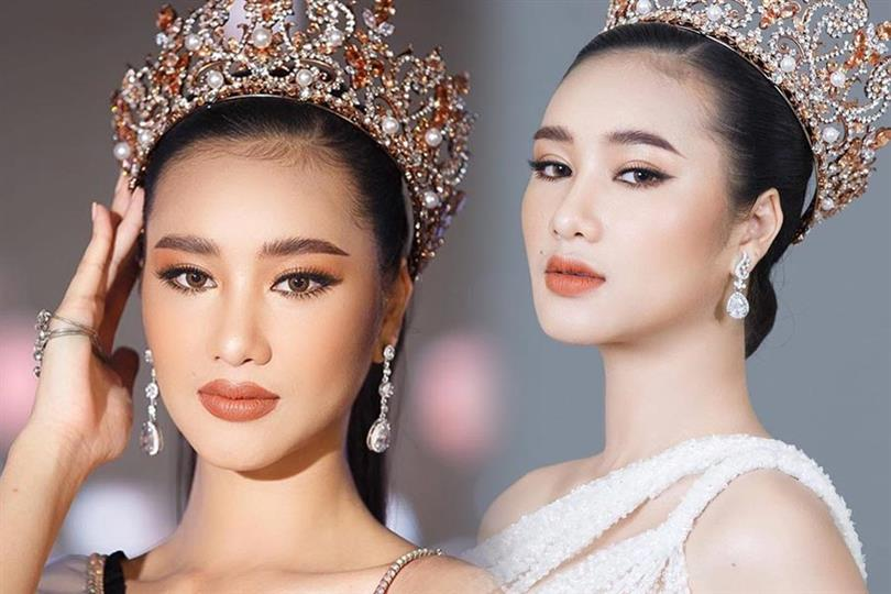 Baralee Ruamrak embarks her journey to Miss Universe Thailand 2020