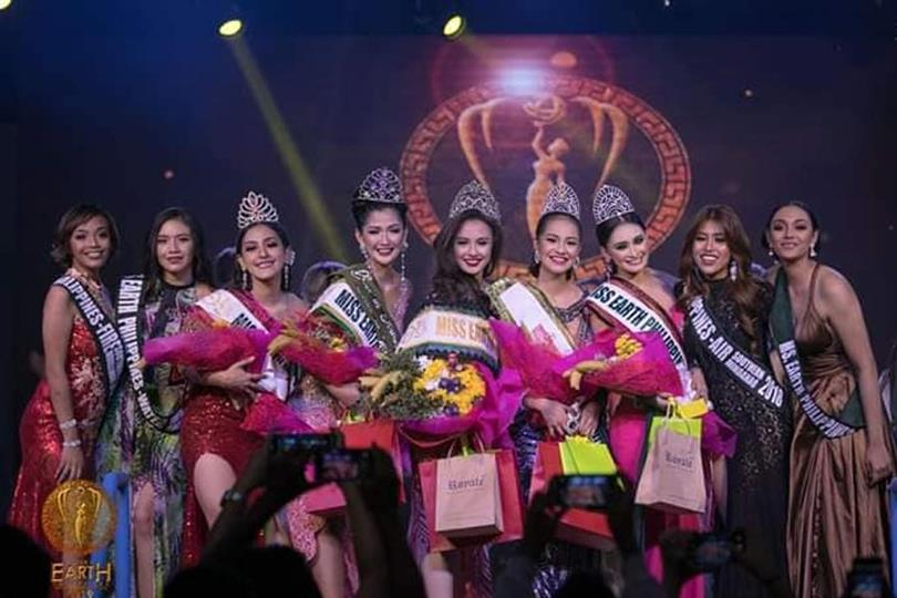 Patricia Mae Hoffman crowned as Miss Earth Philippines Southern Mindanao 2019