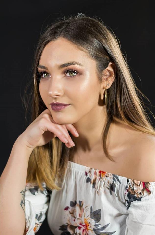 Raquel Boto from La Rioja for Miss World Spain 2018