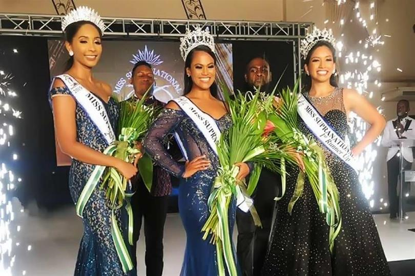 Yia-Loren Gomez crowned Miss Supranational Trinidad & Tobago 2019