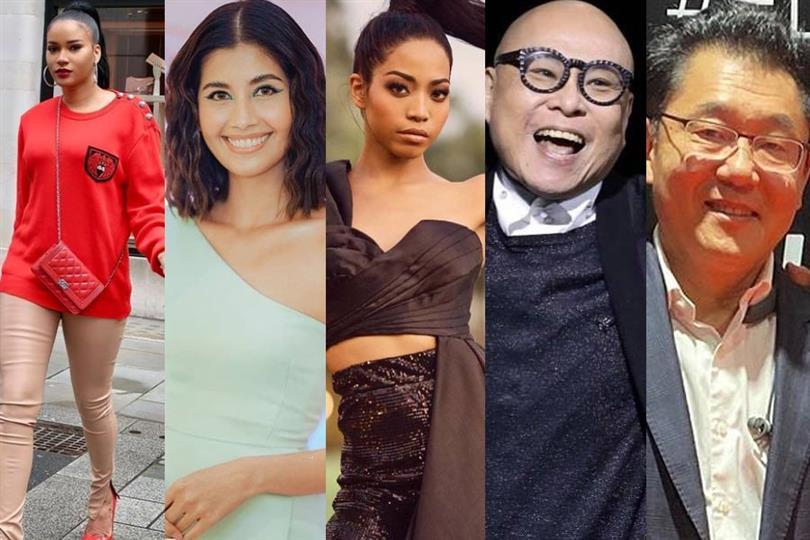 Miss Universe Singapore 2021 Meet the Judges