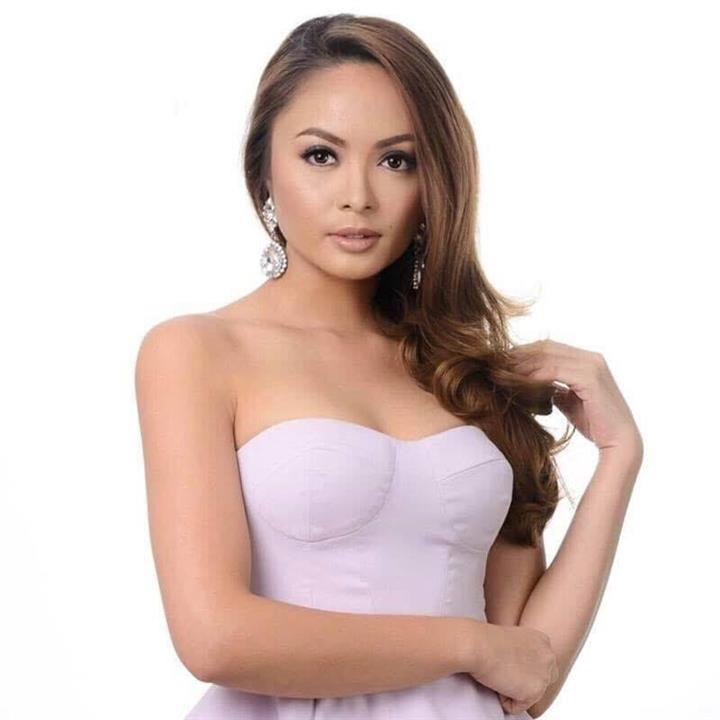 Glyssa Perez crowned Miss Tourism Philippines 2019