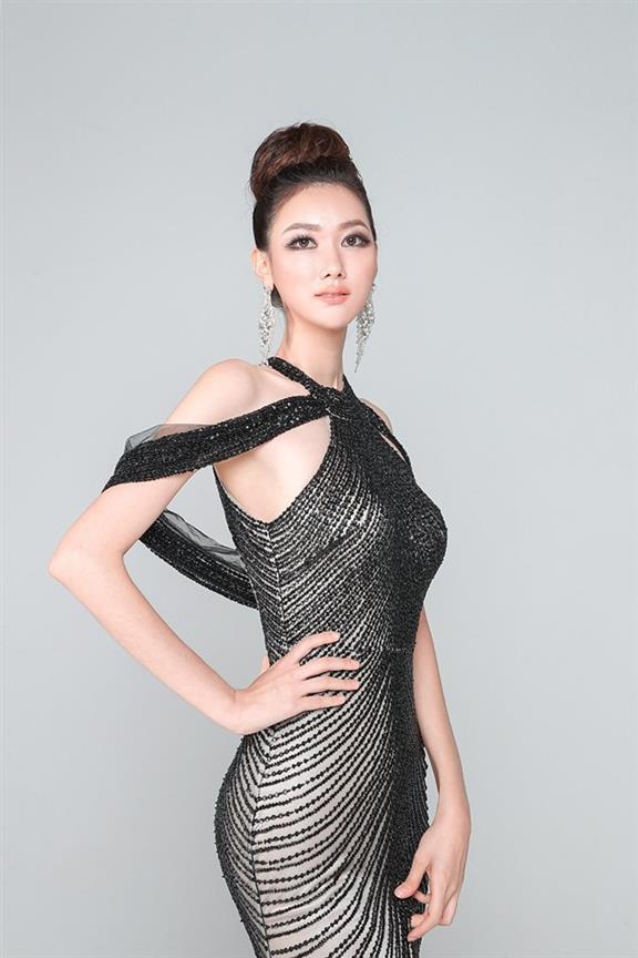 Lee Yeon-Joo crowned Miss Universe Korea 2019
