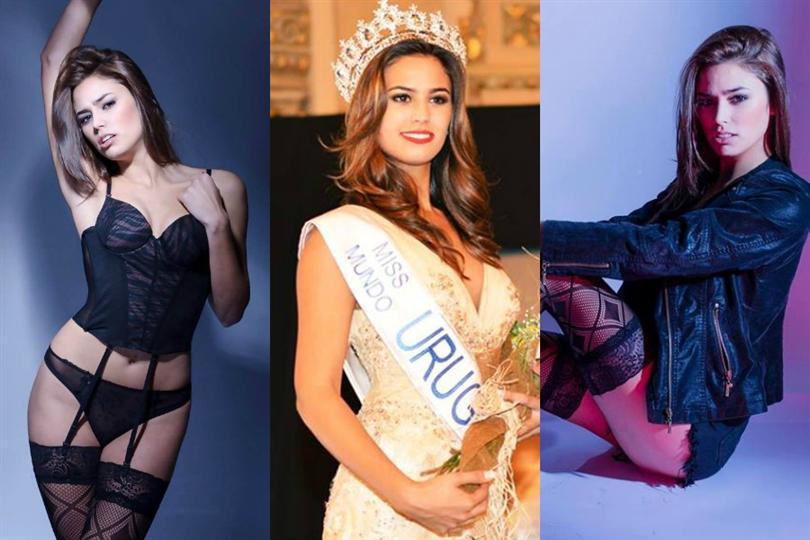Miss Mundo Uruguay 2015 Sherika De Armas