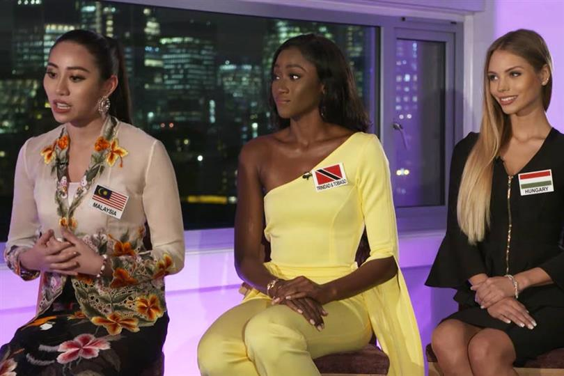 Miss World 2019 delegates make a noteworthy mark in Head to Head challenge (Group 7)