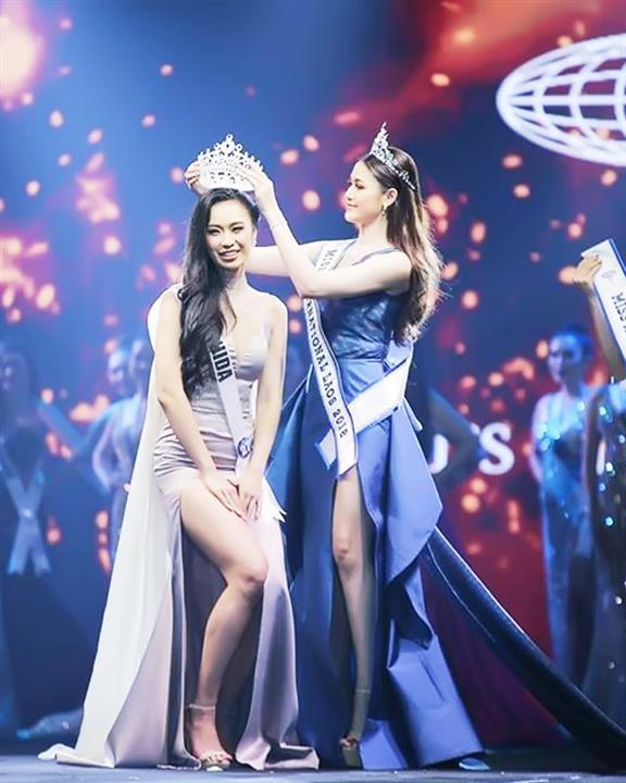 Meet Phaithida Phothisane Miss International Laos 2019