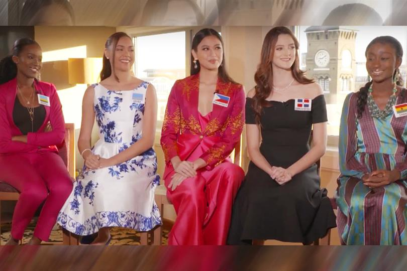 Miss World 2019 delegates excel in Head to Head Challenge (Group 17)