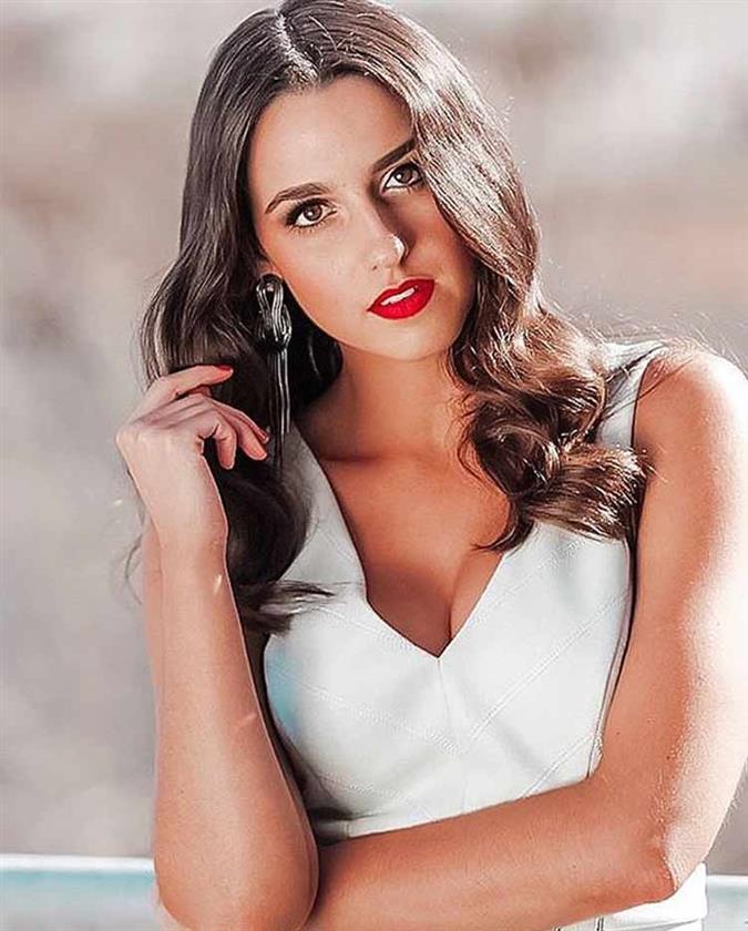 Mikaela Rose Fowler Miss Global Australia 2019