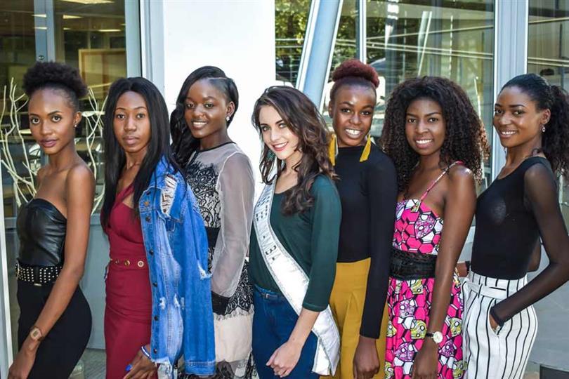 Miss Namibia 2019 Meet the Semi-Finalists