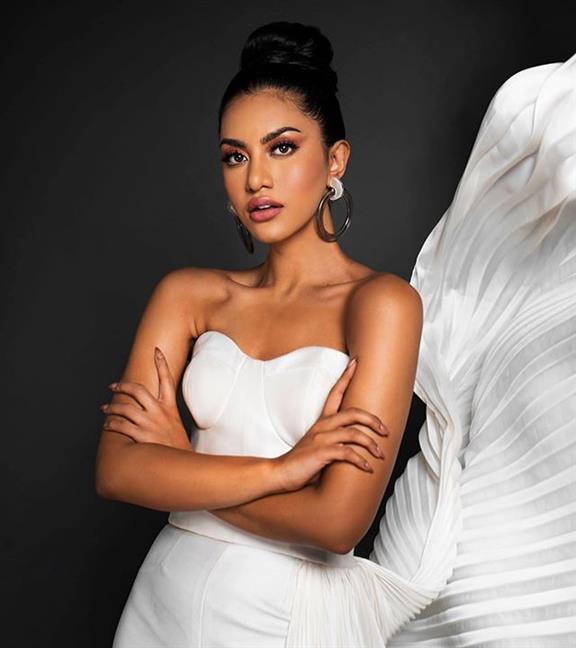 Resham Ramirez Saeed Miss Supranational Philippines 2019