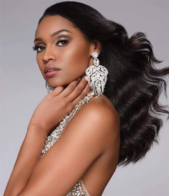 Emanii Davis Miss Earth USA 2019
