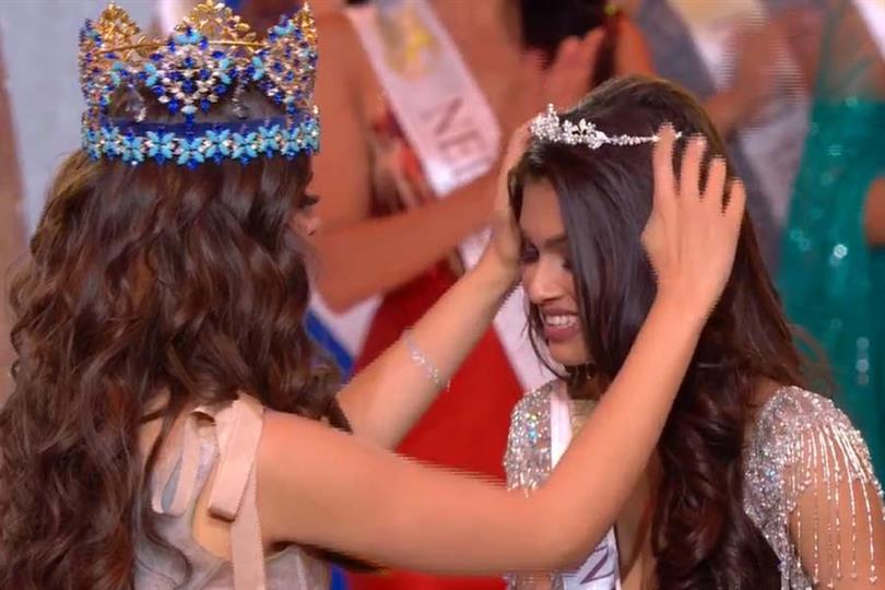 India just misses to make history in Miss World