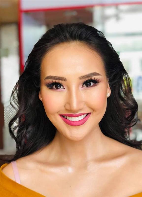 Gunzaya Victoria crowned Miss Universe Mongolia 2019