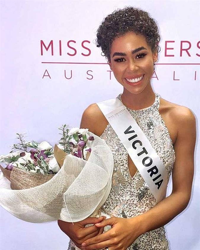 Ashlyn Paraskevas Miss Universe Australia 2020 Finalist