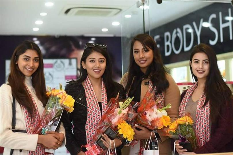 Miss Nepal Team is looking for their successors
