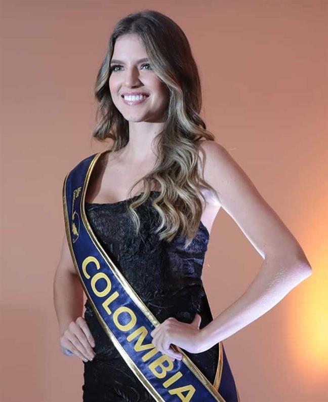 Colombia's Anairis Cadavid Ardila for Miss United Continents 2019 crown?