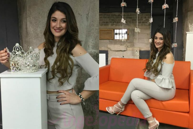 Emma Buttigieg finalist Miss Gibraltar 2017 – Know more about the beauty!