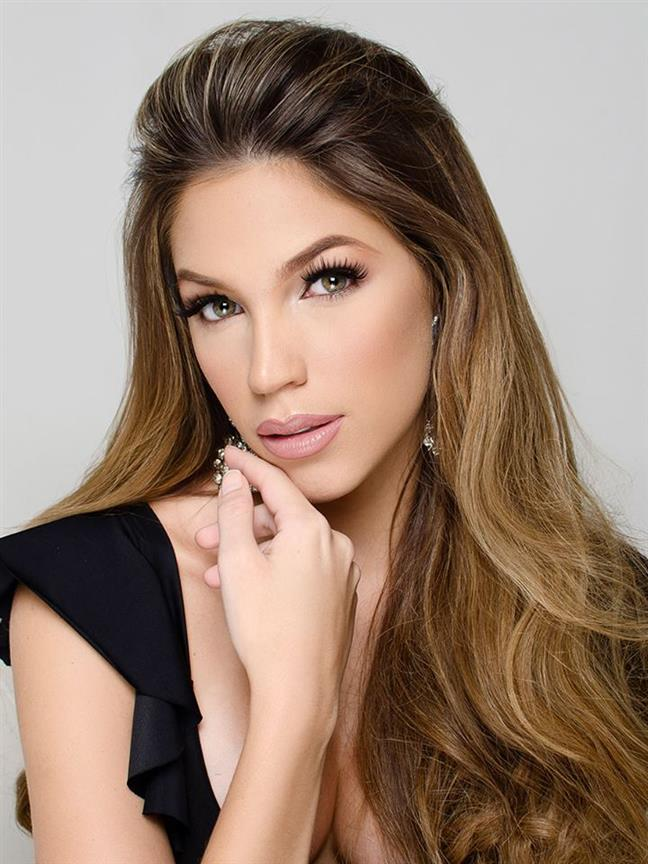 Gina Bitorzoli Pinto Miss Intercontinental Venezuela 2018, our favourite for Miss Intercontinental 2018