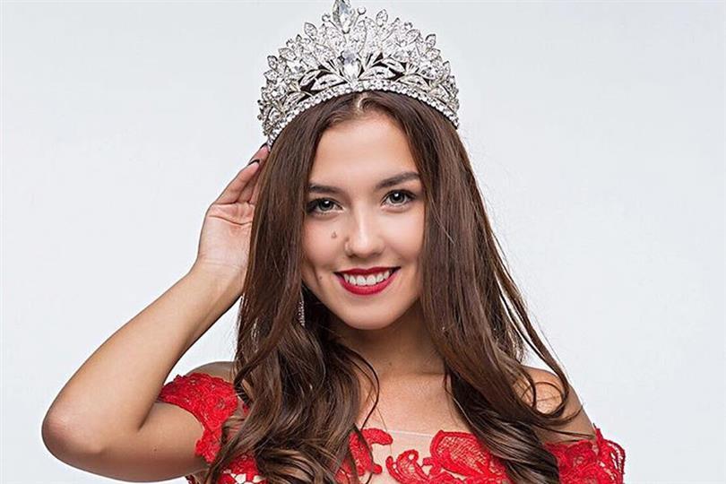 Meet Kristina Tolmacheva Miss Eco Bashkortostan 2019 for Miss Eco International 2019