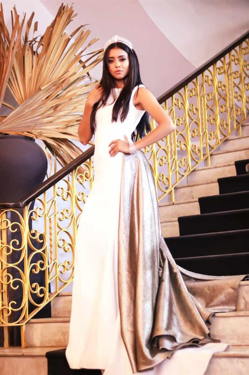 Romane Dananjani appointed Miss Supranational Sri Lanka 2019