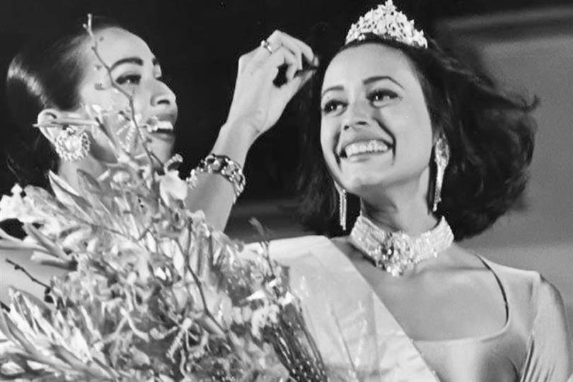 Namrata Shirodkar Miss India 1993