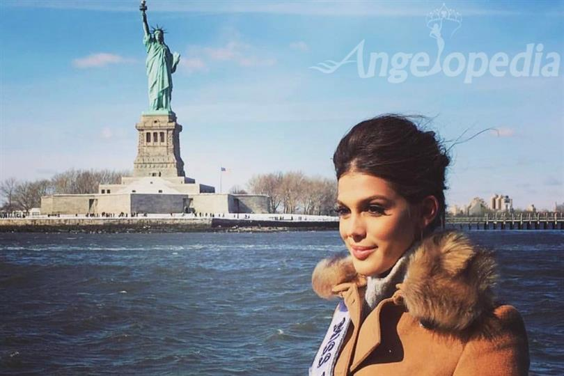78PPWXWQ96nwsimg Iris - France is not happy with Iris Mittenaere's victory at Miss Universe?