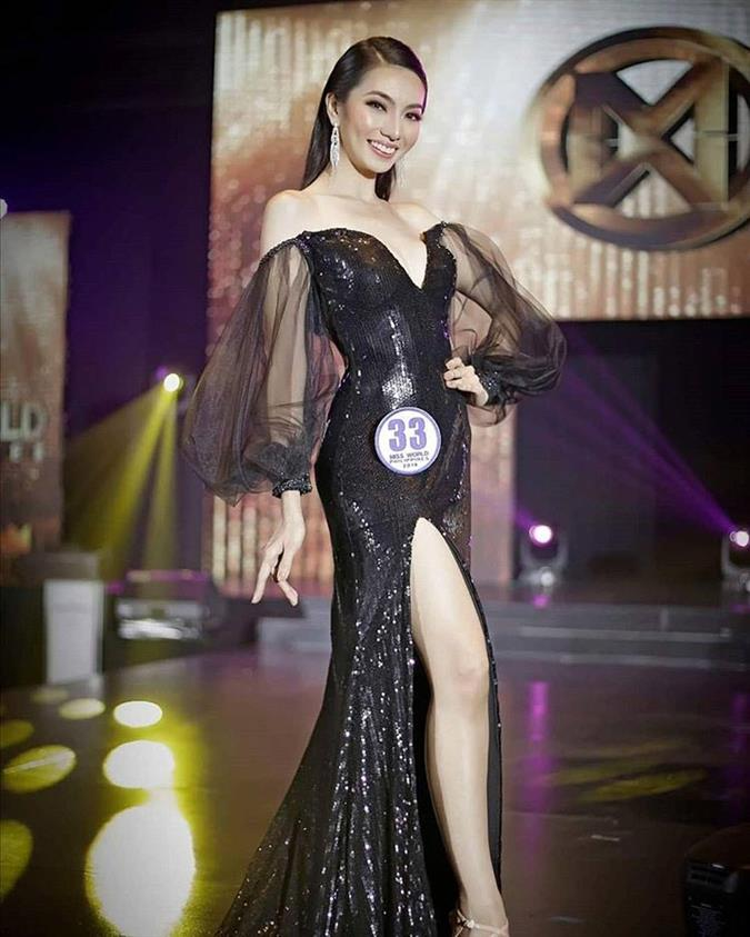 Miss Earth Philippines 2020 Delegate Justiene Ortega