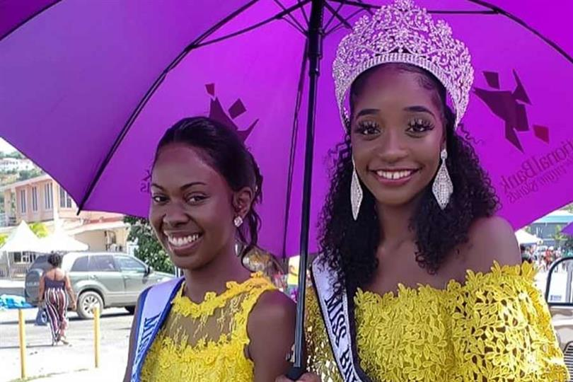 Bria Ashley Smith is Miss Universe British Virgin Islands 2019