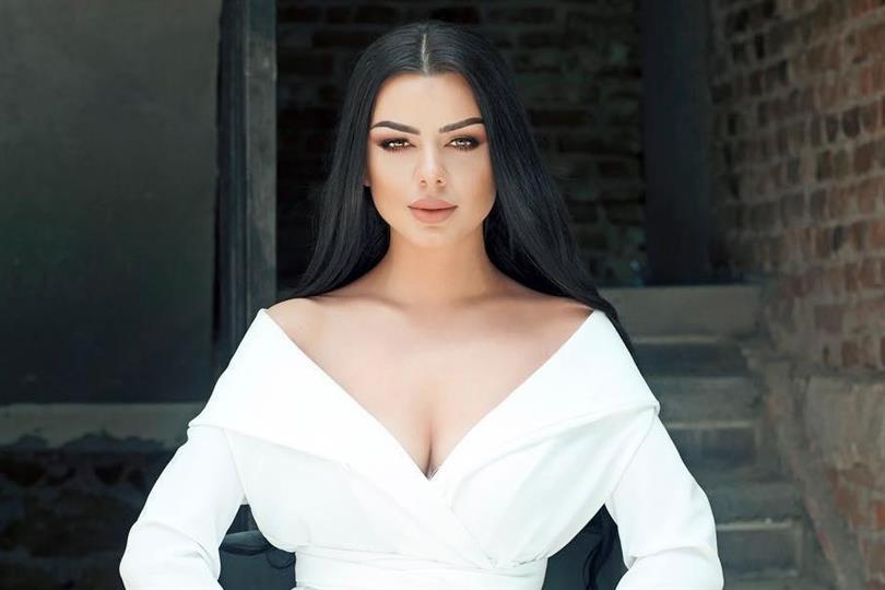 Zana Berisha crowned Miss Universe Kosovo 2018
