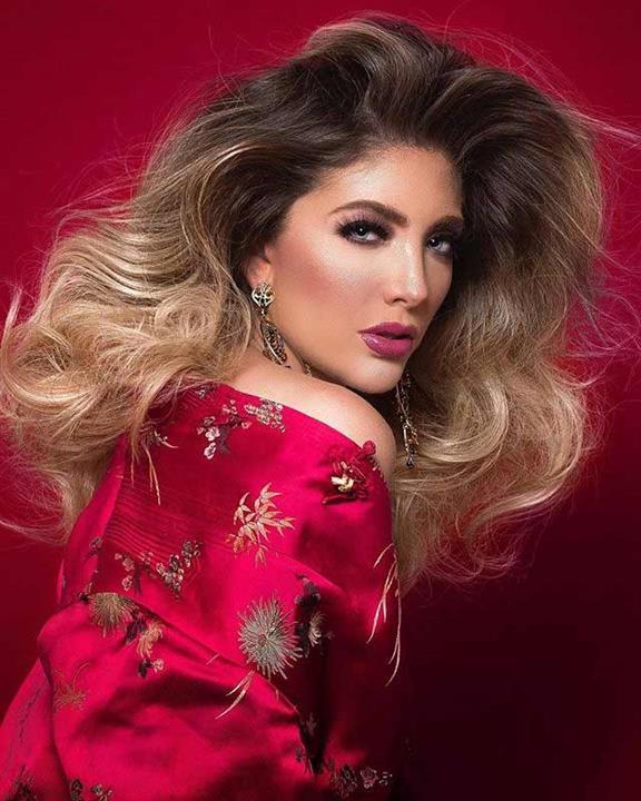 Elizabeth Gasiba Finalist Miss Venezuela 2020