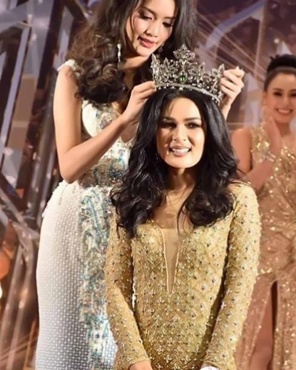 Mint Sudawan Kumdee is the new Miss Grand Ireland 2019
