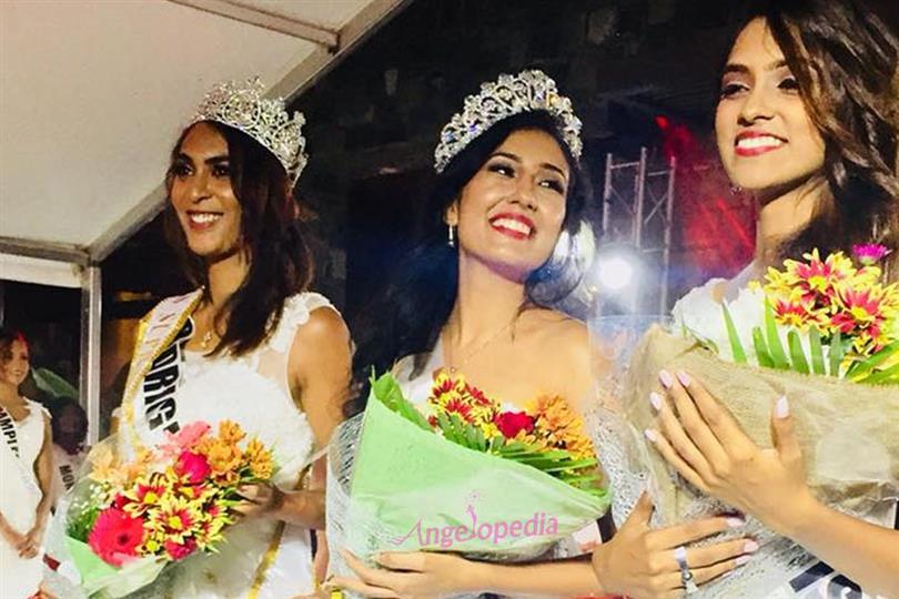 Varsha Ragoobarsing crowned Miss Universe Mauritius 2018