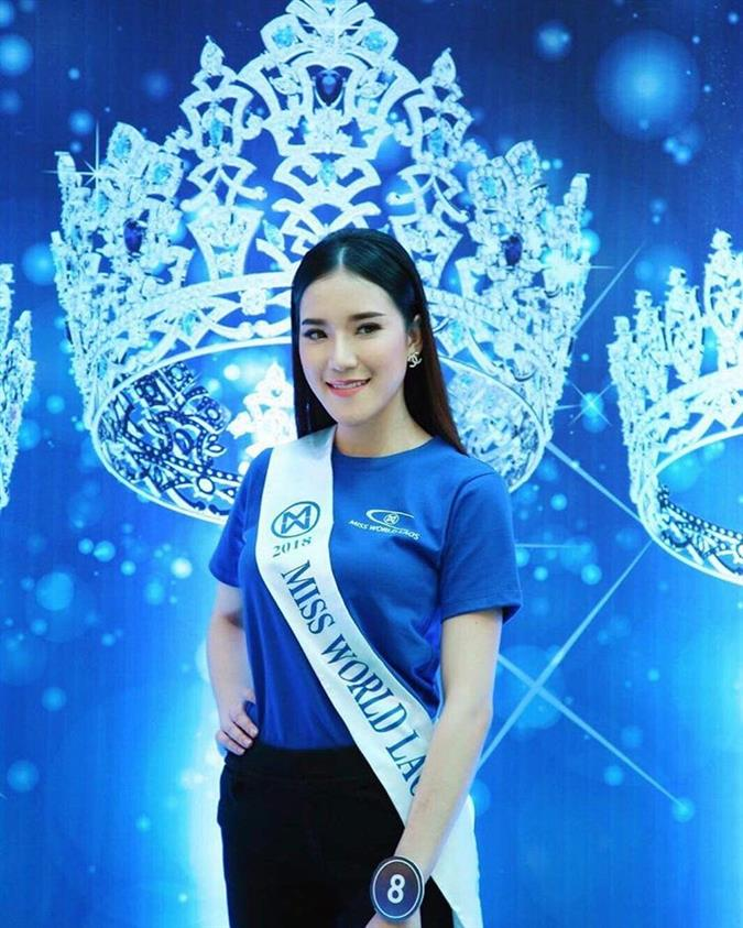 Kadoumphet Xaiyavong crowned Miss World Laos 2018