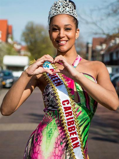 Miss Supranational Suriname 2014