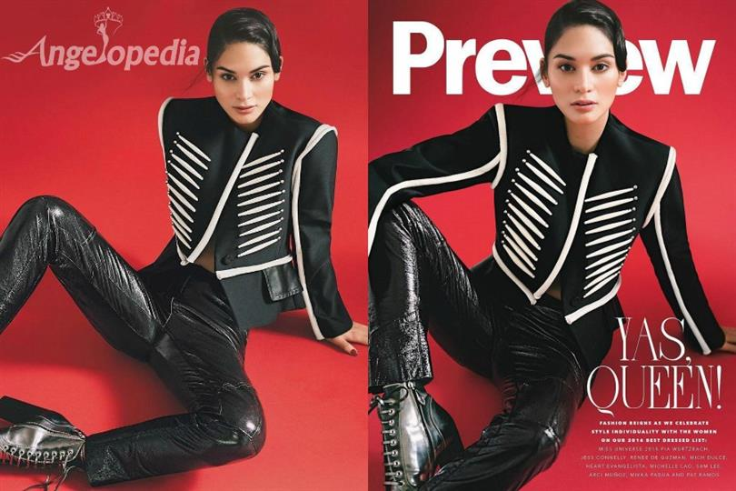 Pia Wurtzbach plans on getting back to her first love after Miss Universe 2016