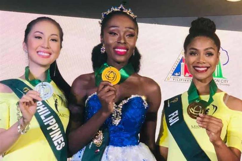 Miss Earth 2019 Talent Competition Winners