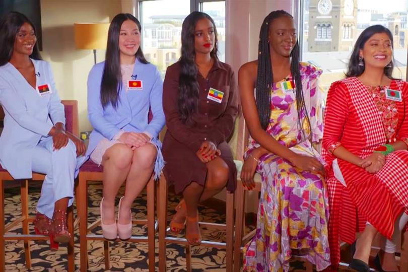 Miss World 2019 delegates dazzle in Head to Head Challenge (Group 19)