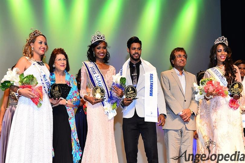 Murielle Ravina crowned Miss Mauritius 2017