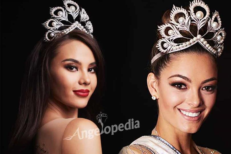 Demi-Leigh Nel-Peters Miss Universe 2017 winner