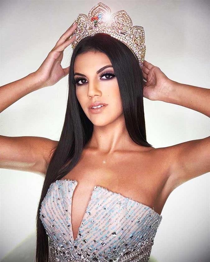 Dolores Cardoso emerging as the potential winner of Miss Universe Argentina 2019
