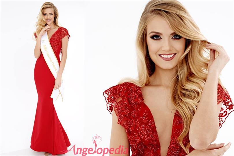 Katarzyna Wlodarek appointed Miss Universe Poland 2017