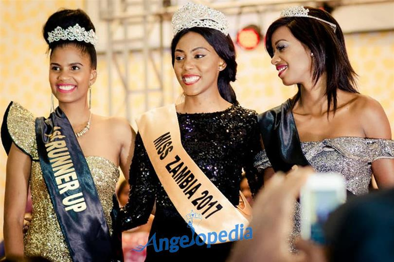 Musa Kalaluka crowned Miss World Zambia 2018 for Miss World 2018